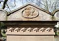 Christoph Andreae Ev Friedhof Köln-Mülheim Seidenspinner oder nur Symbol.jpg
