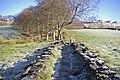 Church Bank Footpath, Warley - geograph.org.uk - 970782.jpg