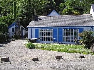 Portbraddon hamlet in County Antrim, Northern Ireland
