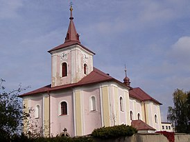 Church of Saint Bartholomew (Bystré) 04.JPG
