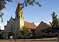 Church of St. Thomas the Apostle, W. View, 822 E. Grand Ave, Beloit, WI.JPG