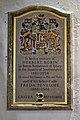 Church of St Andrew, Nuthurst; Herbert Cayzer, 1st Baron Rotherwick memorial.jpg