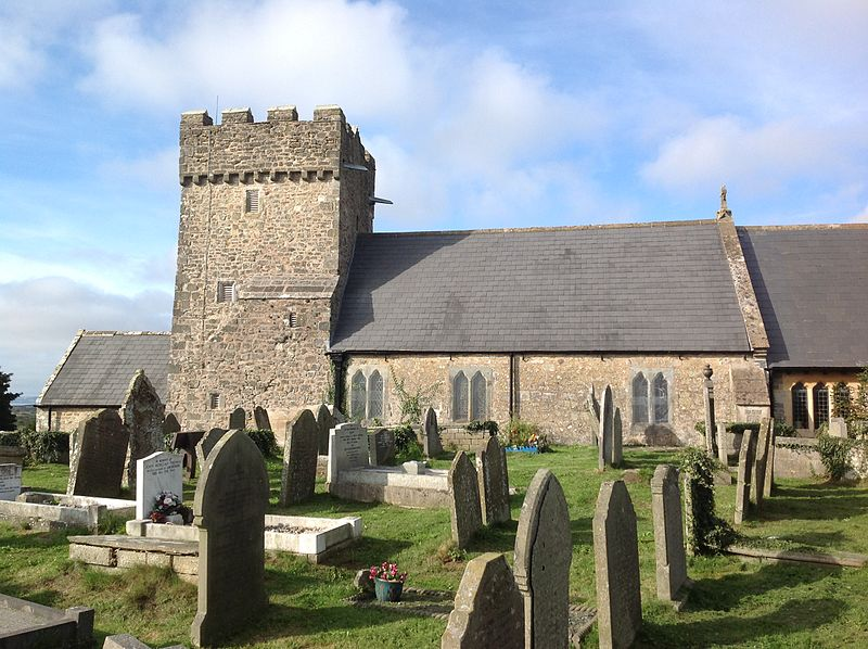 Church of St Mary Magdalen, Pyle with Kenfig, Bridgend County, Wales