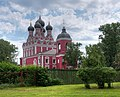 Church of Tikhvinkaya Icon of The Theotokos - Moscow, Russia - panoramio.jpg