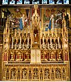 Church of the Immaculate Conception, Caen stone high altar.jpg