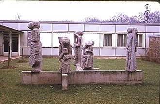Shelomo Selinger - Image: Cinq musiciens Hayanges 1969