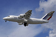 Cityjet BAe 146-200