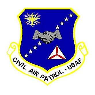 601st Air Operations Center - Civil Air Patrol Emblem