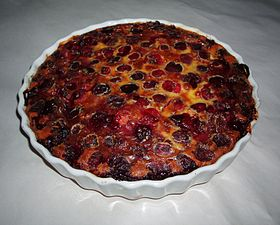 Image illustrative de l'article Clafoutis