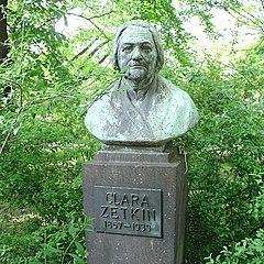 Clara Zetkin Denkmal Dresden
