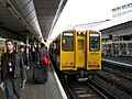 Class 508 train at East Croydon - geograph.org.uk - 1009386.jpg