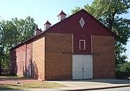 Clemson College Sheep Barn, S. Palmetto Blvd., Clemson (Pickens County, South Carolina)
