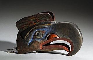 Mask: Eagle