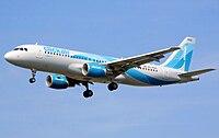 EC-KDX - A320 - Vueling