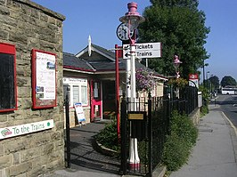 Clitheroe Railway Station - geograph.org.uk - 54783.jpg