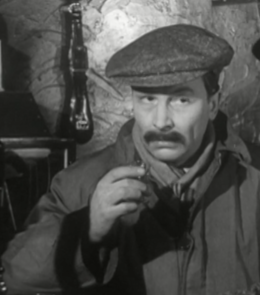 Clive Dunn in Surprise Attack (1951) film.png