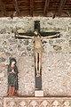 Cloître de la cathédrale Saint Lizier-Crist en croix-20150502.jpg