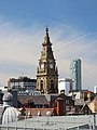 Clock tower of Liverpool Municipal Buildings from SE 1.jpg