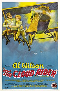<i>The Cloud Rider</i> 1925 film by Bruce M. Mitchell