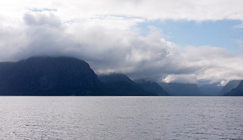 File:Clouds over Lysefjord - Norway - panoramio.jpg