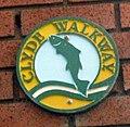 Clyde Walkway sign - geograph.org.uk - 1945713.jpg