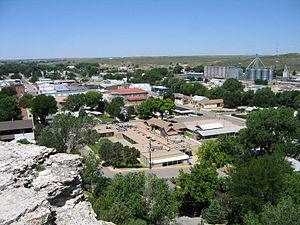 Wray, Colorado - Wray in 2004