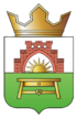 Coat of arms of Nesterovsky District
