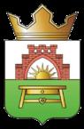 Coat of Arms of Nesterovsky rayon (Kaliningrad oblast).png