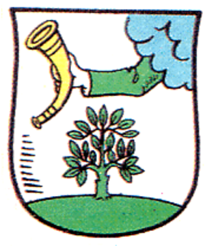 Polessky District - Image: Coat of Arms of Polessky rayon (Kaliningrad oblast)