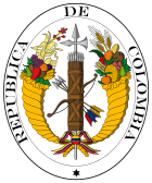 Coat of arms of Gran Colombia (1821).svg