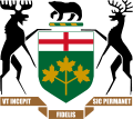 Coat of arms of Ontario (HM Government).svg