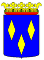 Coat of arms of Stad Almelo.png