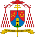 Coat of arms of Tarcisio Bertone.svg