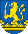 Coat of arms of Vranov nad Topľou