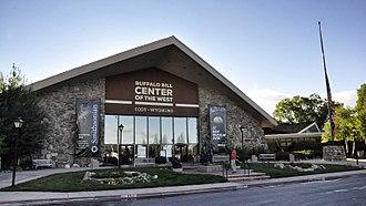 Buffalo Bill Center of the West - Image: Cody Buffalo Bill Center of the West 11 09 2014 17 51 32