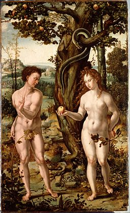 Coecke van Aelst, Pieter (follower) - The Fall of Man - Google Art Project