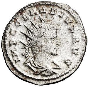 Claudius Gothicus - Antoninianus of Claudius II
