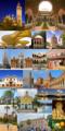 Collage de la ciudad de Sevilla, capital de Andalucía, España.png