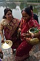 Collected Holy Water - Upanayana Ceremony - Simurali 2015-01-30 5358.JPG