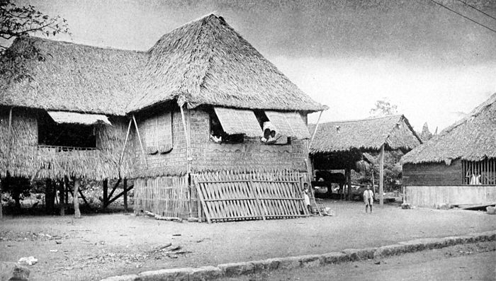 Collier's 1921 Philippine Islands - country house typical of native Filipinos.jpg