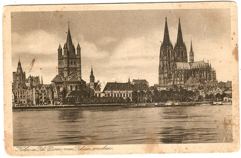Файл:Cologne Cathedral 1926.jpg