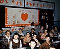 Color film strip depicting various photos of scenes and statistics from c.1949-1950's Duplin County Schools, PhC.188. From Photograph Collections, State Archives of North Carolina, Raleigh, NC. (9017958546).jpg