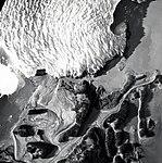 Columbia Glacier, Heather Island, Calving Terminus, September 3, 1974 (GLACIERS 1219).jpg