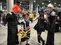 Comikaze Expo 2011 - cosplayers (6324615857).jpg