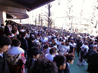 Age of majority - Coming of Age Day in Japan