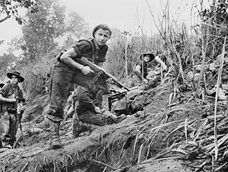 1st Commando Regiment (Australia) - Australian commandos in New Guinea during World War II