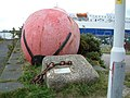 Commemorative Buoy - geograph.org.uk - 833141.jpg