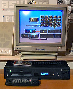 Commodore Cdtv Wikipedia