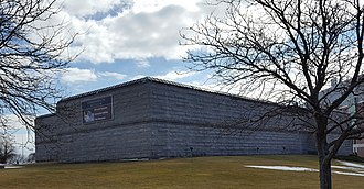 Massachusetts Archives - The Commonwealth Museum located at Columbia Point in Dorchester, Massachusetts.