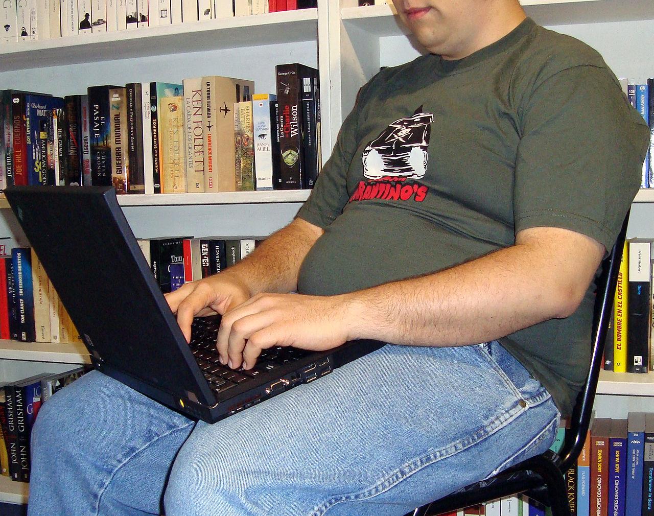 Obesidad digital